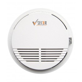 Wireless Smoke/Fire Sensor (433 Mhz)