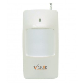 Wireless Pet Immune PIR/Motion Sensor (315 Mhz)