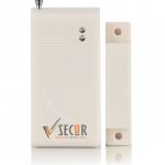 Wireless Magnetic Door/Window Sensor (433 Mhz)