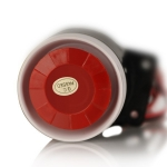 Wired Mini Siren 110db for GSM Alarm system